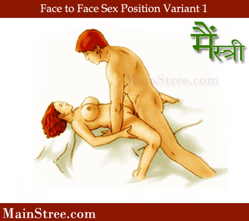 Face to face sex positions phrase and